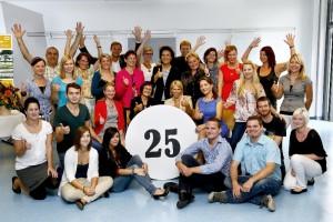 25 silberne Jahre der Schule für allgemeine Gesundheits- und Krankenpflege Gmunden