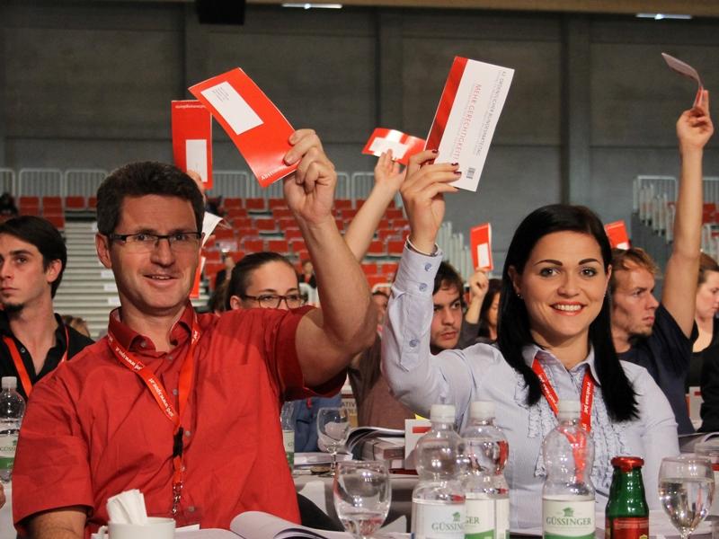 SPÖ Abgeordnete unterstützen Forderung nach Urabstimmung!