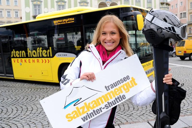 Traunsee-Wintershuttle startet wieder