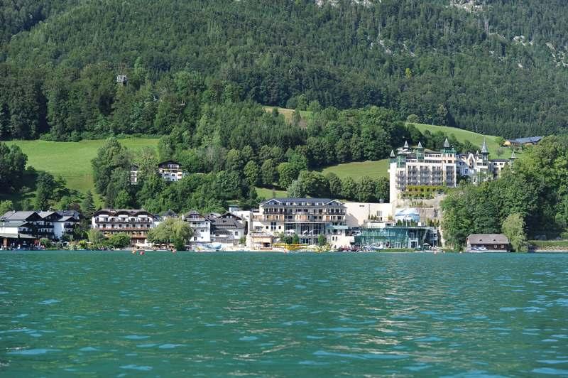 Wolfgangsee steigt ab 2016 in die Fünf-Sterne-Tourismusliga auf