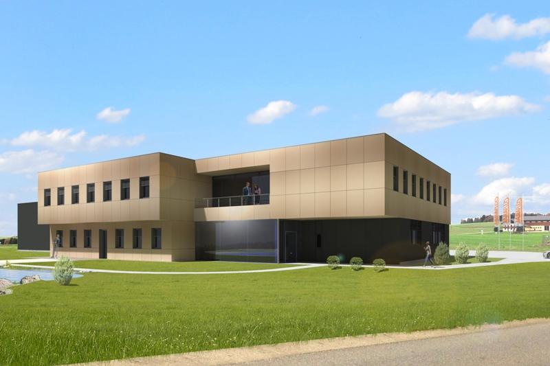 Jaraflex kommt nach Gampern - neues Betriebsbaugebiet mit 13 ha entsteht an der B1