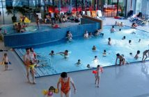 Freizeitpark und Stadtsaal Vöcklabruck immer beliebter