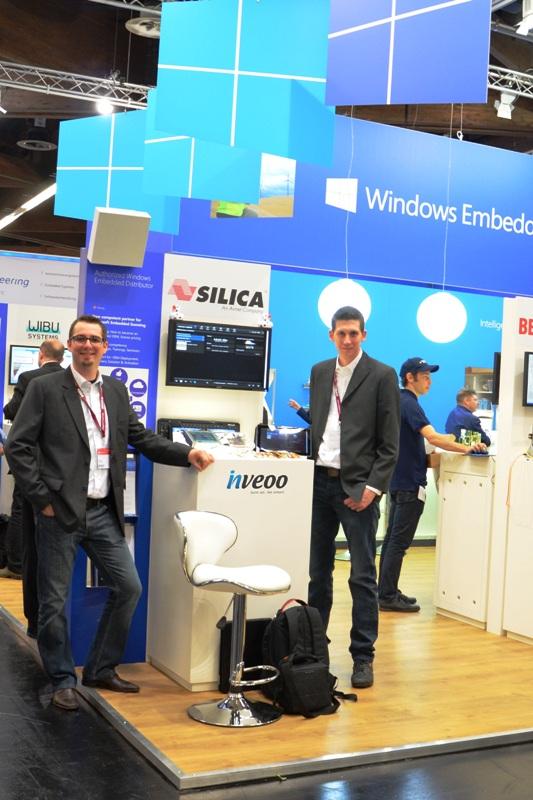 inveoo folgt Einladung zu Microsoft nach Nürnberg