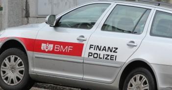 Finanzpolizei | Foto: salzi.at