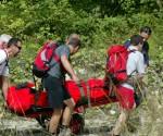 Deutscher Alpinist stürzte bei Wanderung - Bergrettungseinsatz im Gschliefgraben