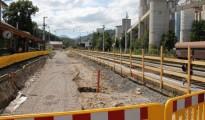 45 Mio. Euro Gesamtinvestition - Umbauarbeiten am Bahnhof Gmunden schreiten zügig voran