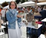 Töpfermarkt in der Keramikstadt Gmunden geht in die 26. Runde