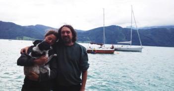 Wasserrettung Nussdorf rettet Familie mit Hund aus Seenot -dramatische Bootsbergung auf dem Attersee