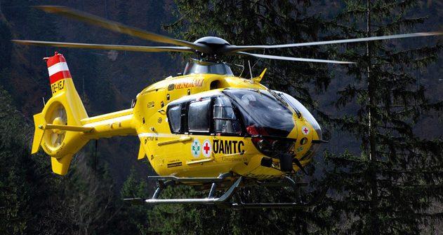Kletterer bei Sturz am Taubenkogel verletzt