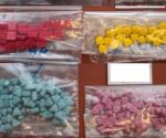 34 verschiedene Extasy-Arten sichergestellt – zwei Dealer in Haft (2)