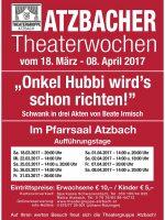 Atzbacher Theaterwochen
