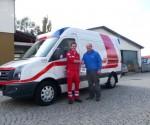 Großzügige Spende von HUBL Fahrzeugtechnik GmbH