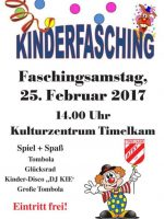 Kinderfasching Timelkam