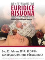 Benefizkonzert Euridice Risuona im Stadtsaal Vöcklabruck