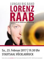 Lorenz Raab im Stadtsaal Vöcklabruck