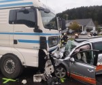 Tödlicher Verkehrsunfall in Bad Ischl (2)