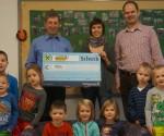 ÖAAB Bad Wimsbach-Neydharting spendet 450 Euro für Kindergarten