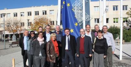 Gmunden strickt am KERAMIK-NETZWERK-EUROPAS