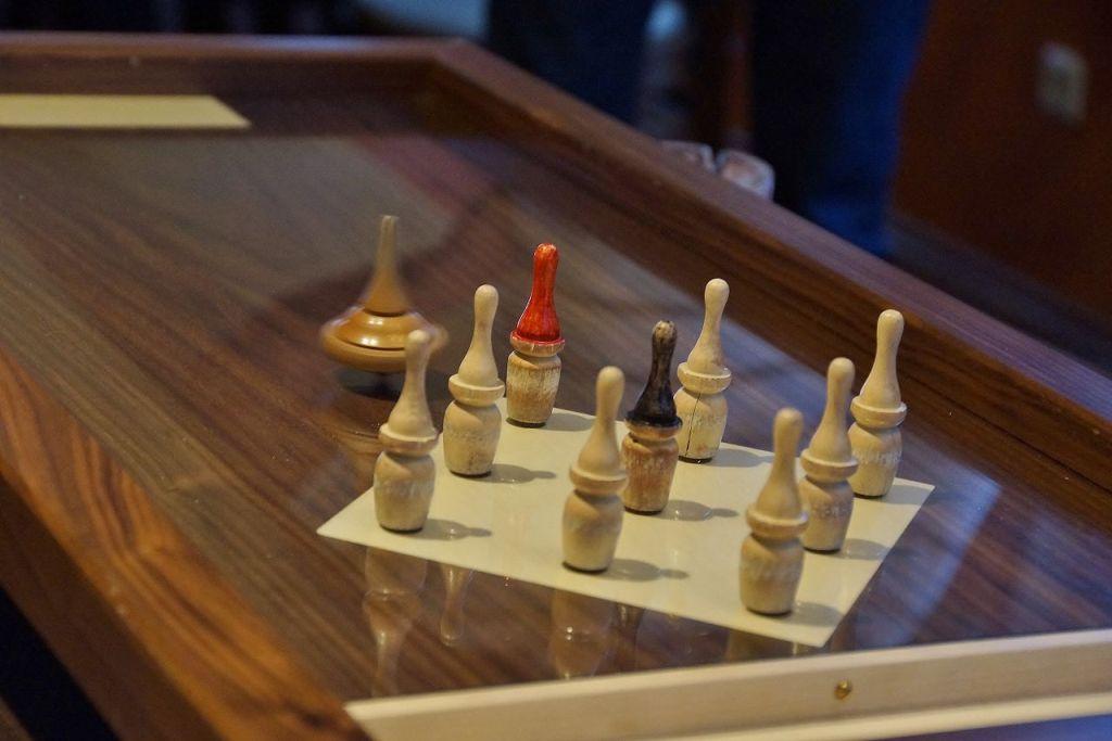 Tischkegeln