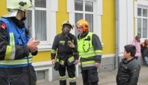 Gasaustritt in Laakirchen (3)