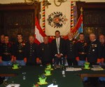 Jahreshauptversammlung des Traditionskorps Gmunden (2)