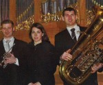 tuba orgel trompete