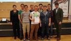 BS Gmunden 1 bei Schoolgames Landesfinale in Linz