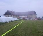 Großübung der 4 Feuerwehren Berg (1)