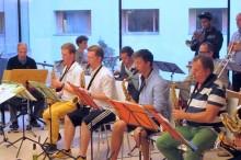 Landesmusikschule zu Gast im ABZ Altmünster (1)