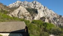 Traunstein mit Mostkeller Hintermühle