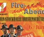 plakatwand Feuerwehrfest der FF Schlatt - Kopie
