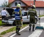 Auffahrunfall in Ruhsam FF Ohlsdorf (3)