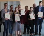 Lehrabschlussprüfung Bürokaufmannfrau an der Handelsschule Gmunden