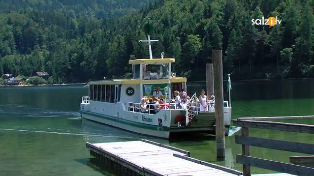 Märchen-Schifffahrt Altausseer See