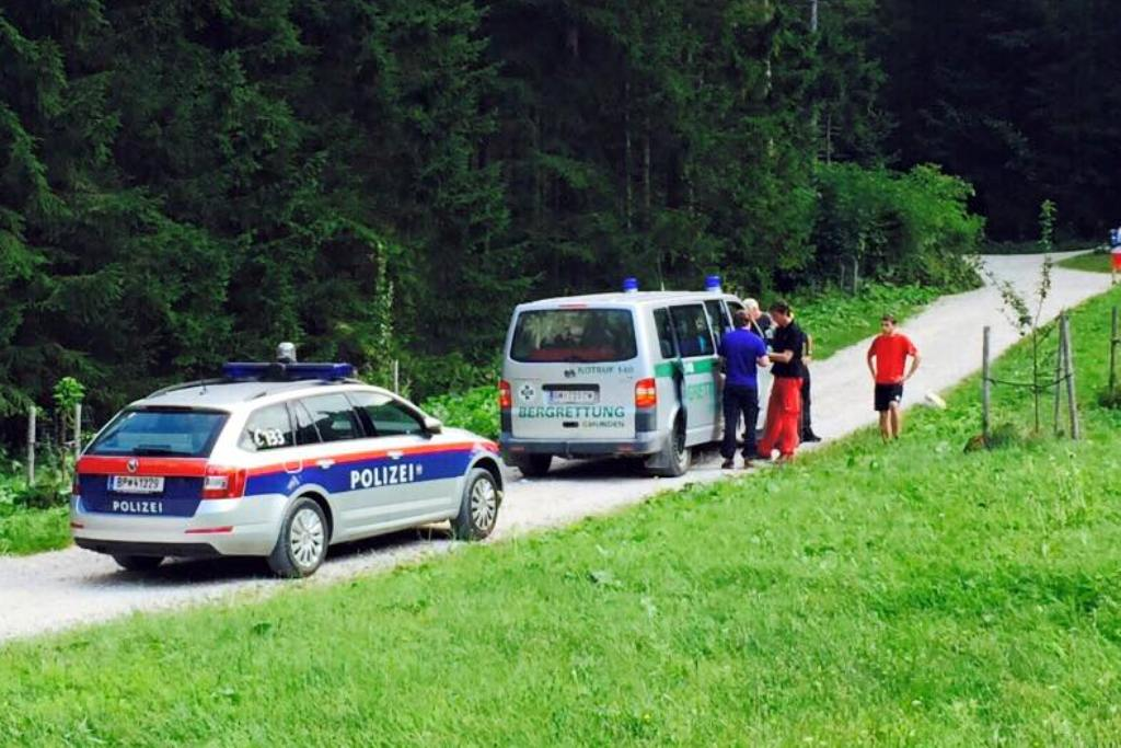 66 Jährige kollabierte am Grünberg - salzi.at   Aktuelles aus dem ...