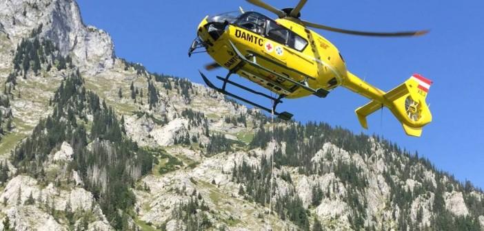 Bergsteiger stürzt am Traunstein in den Tod