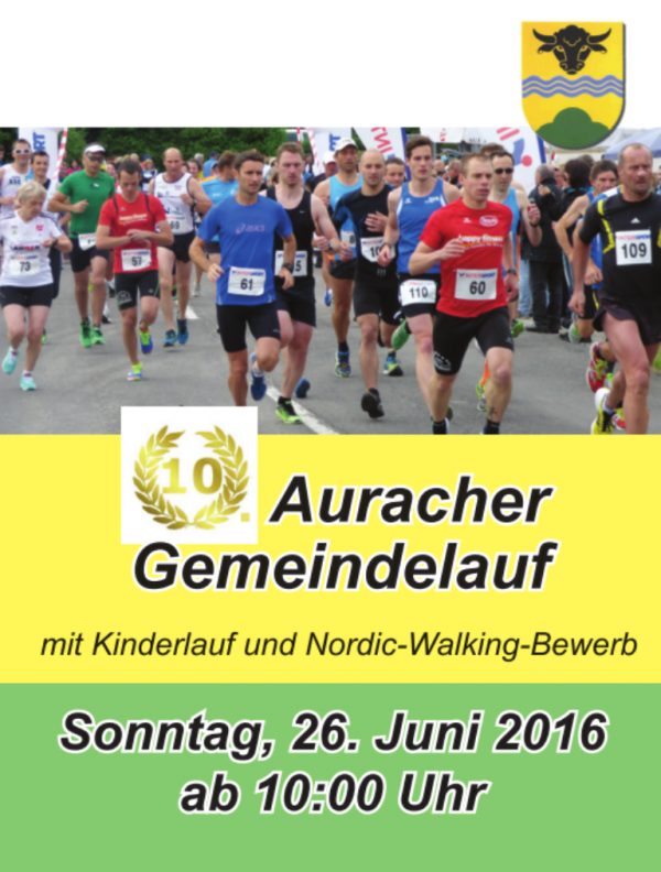 Auracher Gemeindelauf