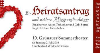 Sommertheater 2016
