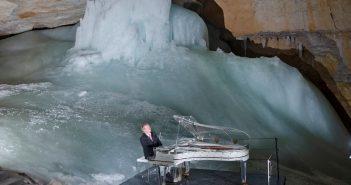 Eisklangkonzert - Dr. Peter Brugger
