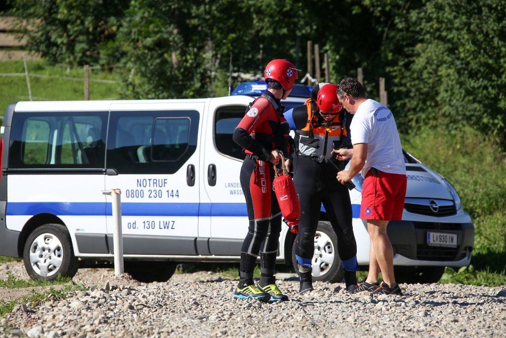 Junger Mann nach Badeunfall vermisst | laumat.at
