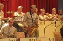 Die RAT Big Band...