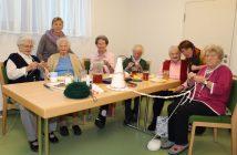 """""""Herzlich betreut"""" – die Tagesbetreuung unterstützt ältere Menschen und entlastet pflegende Angehörige. (Foto: privat)"""
