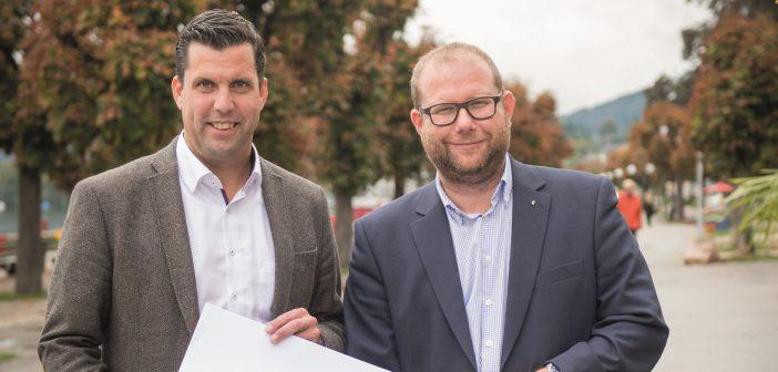 Gmunden präsentiert, was 2430 Bürger wollen