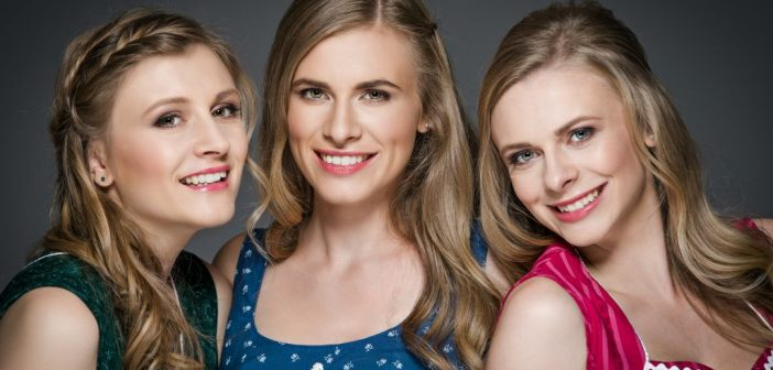Die Poxrucker Sisters   11. Dezember in Bad Wimsbach