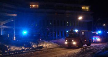 Brandmeldealarm im Herz-Kreislauf-Zentrum Bad Ischl