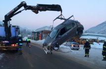 3 Verletzte nach Unfall in Bad Ischl