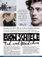 Egon Schiele im Stadttheater Gmunden