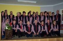 Die jubilierende Theatergruppe Atzbach