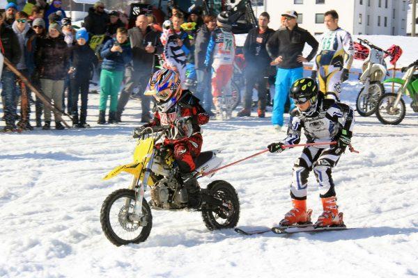 Sieger 65ccm Hengster Thomas und Michael Moderegger