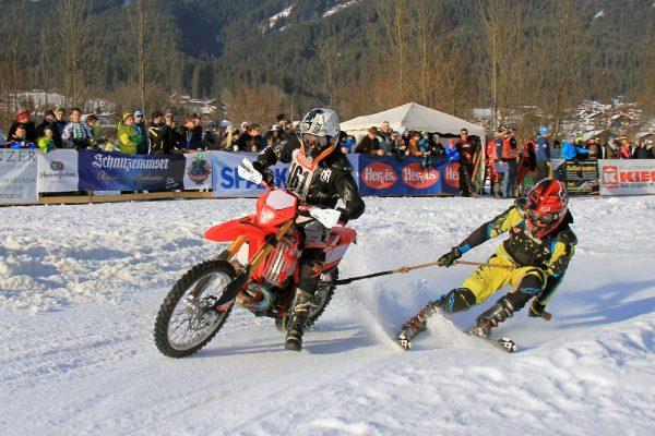 Sieger Open und Oldtimer Markus Wanka und Toni Brandner